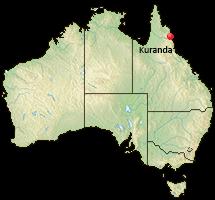 Kuranda - Barron Falls