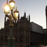 Big Ben et lampadaire